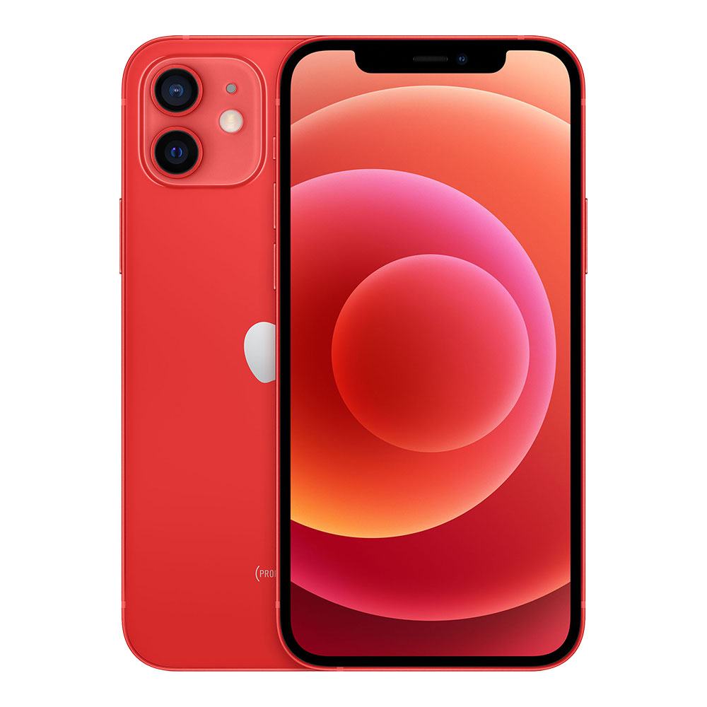 Apple iPhone 12 128 Гб, Product Red